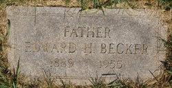 Edward H Becker