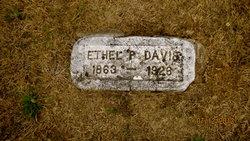 Ethel <i>Parker</i> Davis
