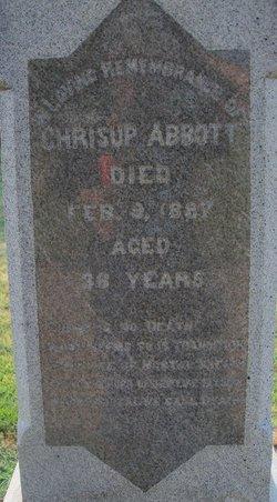 Chrisup Abbott