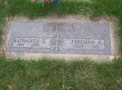 Kathaleen Edithe <i>Anderson</i> Hoag