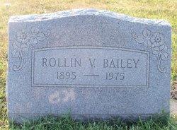 Rollin V Bailey