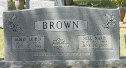 Albert Luther Brown