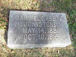 Mary Elizabeth Johnstone
