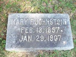 Mary F Johnstone