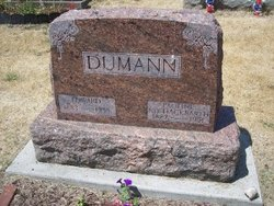 Pauline <i>Hackbarth</i> Dumann