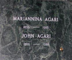 Mariannina Agari