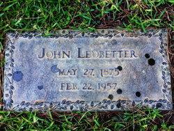 John Ledbetter