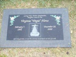Virgina Virgie <i>Ruiz</i> Flores