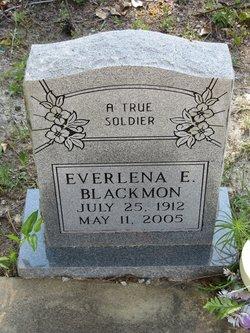 Everlena <i>Ellison</i> Blackmon