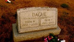 Olive I Dague