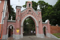 Vvedenskoe Cemetery