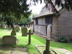 Saint Werburgh's Churchyard