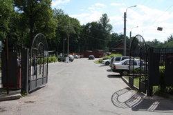 Volkovskoye Lutheran Cemetery