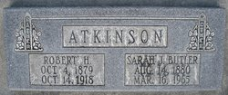 Robert Henry Atkinson