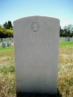 Charles Francis Conrady
