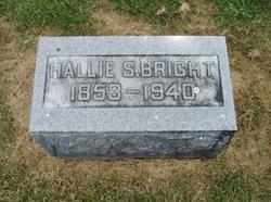 Hallie <i>Smith</i> Bright