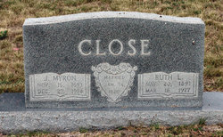 James Myron Close