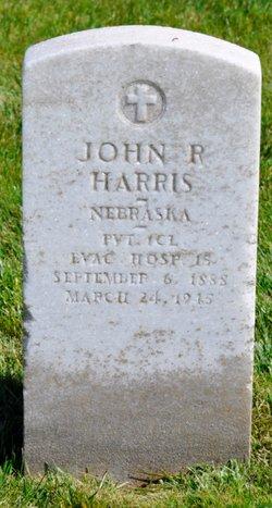 John R Harris