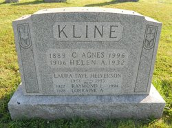 Helen <i>Apple</i> Kline