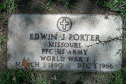 PFC Edwin J Porter