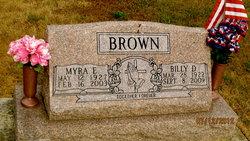Myra Ellen <i>McCumber</i> Brown