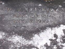 William Andrew Jackson Bailey