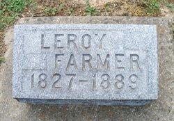 La Roy (Leroy) Farmer