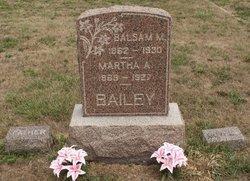Balsam Marion Bailey