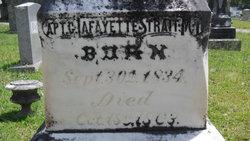 Capt G. Lafayette Strait