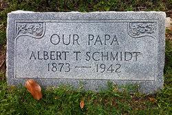 Albert T Schmidt