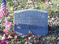 Edward Champion