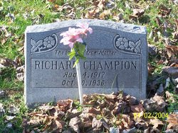 Richard Champion