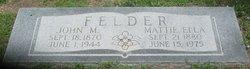 John Matthews Felder