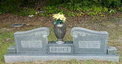 Willie E. <i>Washam</i> Bruce