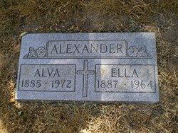 Ella Mae <i>Cunningham</i> Alexander