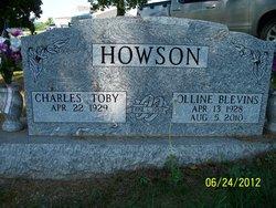 Olline <i>Blevins</i> Howson