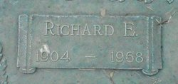 Richard E England
