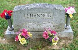 Mabel <i>Blood</i> Shannon