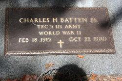 Charles Henry Charlie Batten, Sr