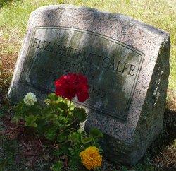 Elizabeth <i>Metcalfe</i> Young