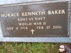 Horace Kenneth Ken Baker
