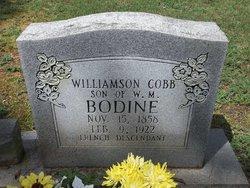 Williamson Cobb Bodine