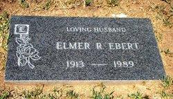 Elmer Rudolph Bud Ebert