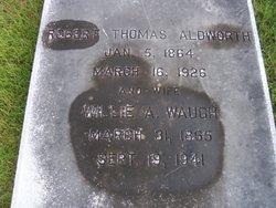 Willie <i>Waugh</i> Aldworth