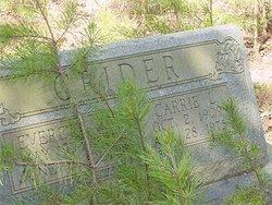 Everett James Crider