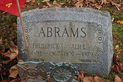 Alice Ruland <i>Still</i> Abrams