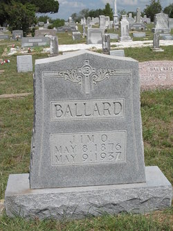 James O. Jim Ballard