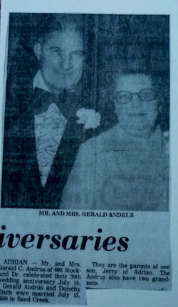 Gerald C. Andrus