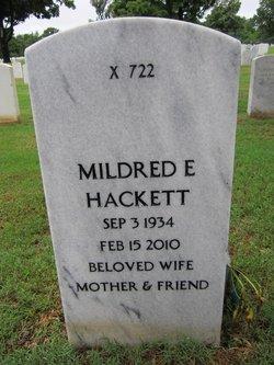 Mildred Ethelene <i>Vaden</i> Hackett