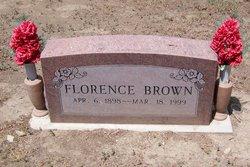 Florence <i>Jett</i> Brown